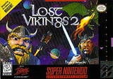 Lost Vikings 2 (Super Nintendo)